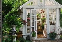 Country Cottage / I someday I hope to have a small counrty cottage in the woods. I could look at pics all day..there's something dreamy about it♥