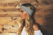 headbands / by Kiani Nicole