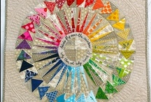 Patchwork & textile art / Quilts and other patchwork projects I love