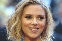 Scarlett Johansson / Scarlett fever / by Koala .