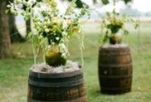 Wedding Inspirations / A look at how others decorate for their wedding!