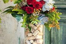 Bouquets/Flowers/Centerpieces / by Cave Hill Vineyard LLC