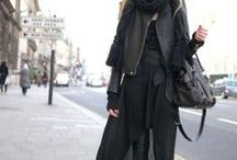 Grown-Up Goth Outfits / Outfit inspiration.