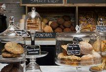 bakery ideas / by Kiani Nicole