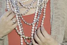 Pearls, Pearls, Pearls / There's nothing more classic and classy than a good set of pearls.