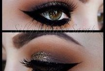 War Paint / Makeup and tips / by Sarah Wednesday