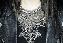 Grown-Up  Goth Accessories / Dark and beautiful jewelry, shoes, and bags.