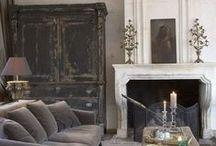 Goth Home: Living Room