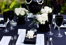 events | black & white