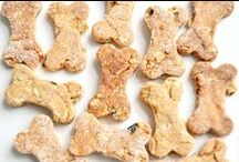 Dogs Like Pinterest Too! / (DIY's, treats, beds, toys, products)