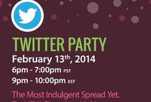 Twitter Parties / Twitter Parties with Prizes