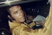 Elvis Presley / My boy, my boy.  I especially love Elvis candids!  How can anyone not love that guy?! / by Cassie Zwicker