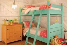 Kid/Toddler Spaces & Other Stuff. / Bedrooms, Playrooms, Outfits, Furniture, Wall decor, Bunk Beds, Clothing, Homework stations, Toys, Costumes, Activities.