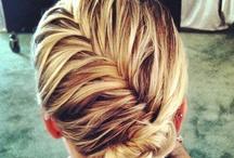 Hair Shtuffs. / Colors. Styles. Cuts. Updos. Tutorials.