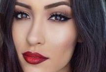 makeup / by Kiani Nicole