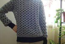 Hookin' Clothing. / Free Patterns