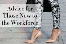 Work Style / Dress for success!  Cute work outfit ideas.