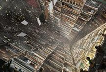 Architecture: Kowloon Walled City / Once it was the City of Anarchy. Now it's gone. / by Chevy Kaylor