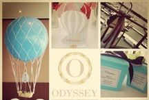 real christenings, by Odyssey Events / A collection of real Christenings, designed and co-ordinated by Odyssey Events