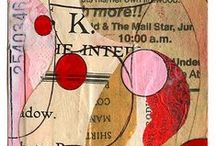 Collage and art journal inspiration
