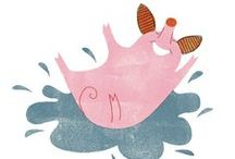 iIlu. Animals / Animals illustrations.