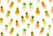 Patterns ☆Flowers/Fruits☆