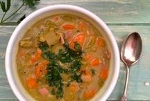 Soup City / Soups, stews, the warm & toasties