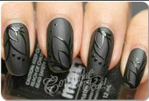 Nails, Nails, Nails! / The best #manicures, #pedicures, and #nailart on the web!