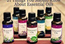 Essential oils / by Rachel Emmitt