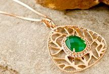 Go Green / Get green jewelry, style, and home decor inspiration for the goddess in you!  / by Jewelry Television