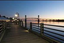 Places: Wilmington, NC / #wilmington #ilm #realestate #aimeefreeman #YOURrealtor #kw #kellerwilliams - www.AimeeSellsHomes.com