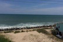 Places: Carolina Beach, NC / #carolinabeach #cb #wilmington #ilm #realestate #aimeefreeman #YOURrealtor #kw #kellerwilliams - www.aimeeandco.com