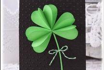 Paper Crafts - St Patrick's Day / by Cassie Zwicker