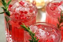 Eat, Drink, & Be Merry! / Holiday Food & Drinks