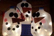 School ~ Christmas / Christmas activities for Kindergarten