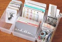 """Pinspiration - Project Life Scrapbooking / I've been a greeting card maker for 10 years+. Seriously considering some scrapbooking using this super- easy """"Project Life"""" system! / by Cassie Zwicker"""