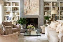 Dahlonega Client Project / Kitchen & Living Room Inspiration