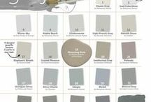 paint colors, tips & tricks / tips, tricks and color schemes to help you choose the right paint color, painting furniture, painting cabinets, farmhouse paint colors, paint colors for your home, home paint scheme