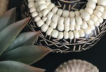 My Etsy Shop - IM Home / IM Home is a home decor shop specializing in unique hand strung global home decor beads, beautiful handmade pillows, and rustic vintage finds for the home.