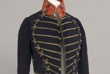 Uniform Jacket / Historic inspired uniform jackets and apparels