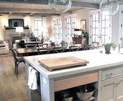 open concept home design / open concept home layout, open concept home design, open concept house, open concept home decor, decorating an open concept home, open style house