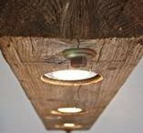 the lighting / rustic, industrial and farmhouse style lights for ideas and inspiration