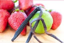 Strawberries - a perfect little fruit / strawberries -- summer -- fruit -- yummy!