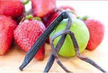 Strawberries + Fruit + Berries / strawberries - blueberries - raspberries - blackberries - summer - fruit - berries