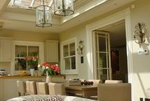 Orangery interior design