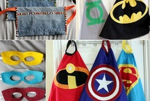 Kid Mania! / Fun craft, projects and games for the kids...because I have A LOT of kids. lol / by Marchelle Chaney