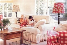 Decorating Ideas / Decorating and home decor ideas for living room, family room, bedroom, etc.