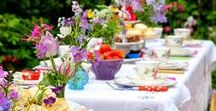 Entertaining / Recipes and decorating ideas for entertaining, get togethers, parties, and events.