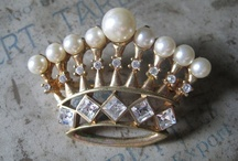 What is it about Crowns... / Anything with a crown motif is royal.  / by Tina Mihalitsis