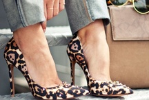 Animal Print / Animal prints on anything. Classic and stylish when done just right.  / by Tina Mihalitsis